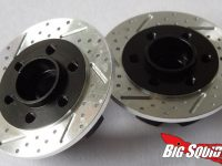 SSD 6mm Offset Wheel Hub Brake Rotor