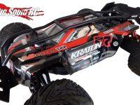 T-Bone Racing EXO Cage Arrma Kraton