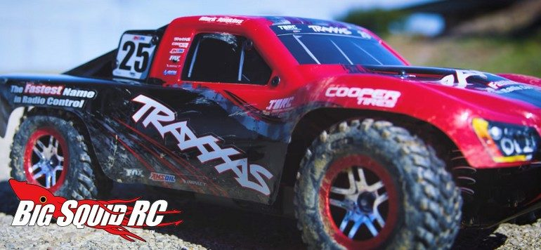 4K Video Going BIG With The Traxxas Slash 4x4