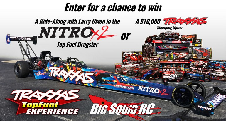 10 000 traxxas shopping spree or 250mph ride along big squid rc rc car and truck news. Black Bedroom Furniture Sets. Home Design Ideas