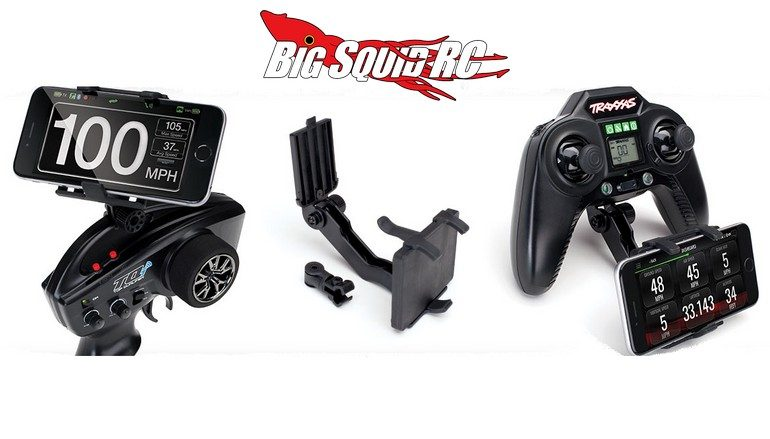 Traxxas Transmitter Phone Mount