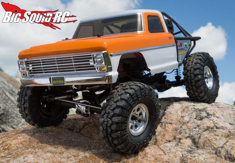 How Long Does A Car Battery Last >> Vaterra 1968 Ford F-100 Ascender BND « Big Squid RC – RC ...