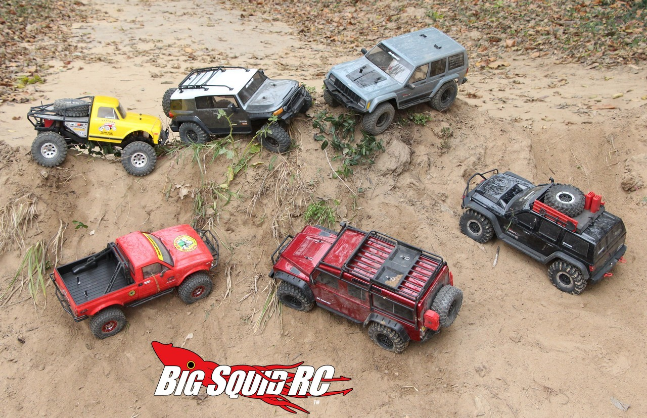 1 9 rtr scale crawler shootout trail driving big. Black Bedroom Furniture Sets. Home Design Ideas