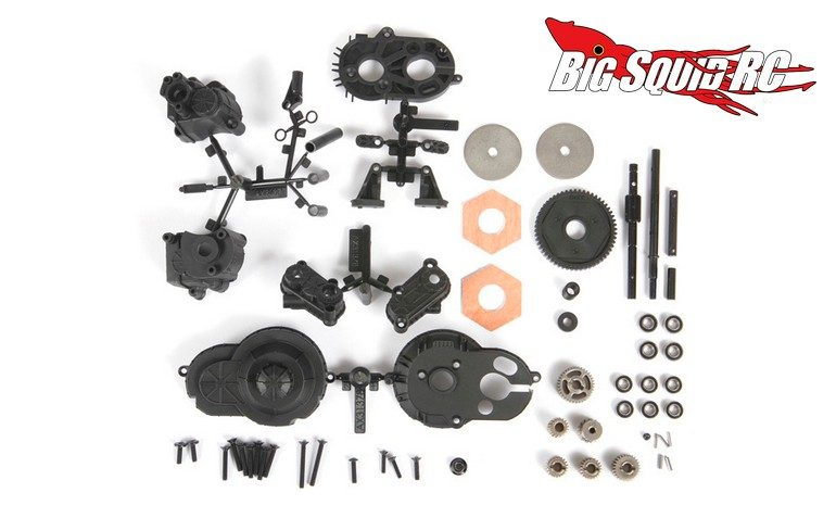 Axial Racing SCX10 Transmission Set Complete