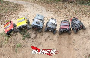 1.9 Scale Crawler Shootout