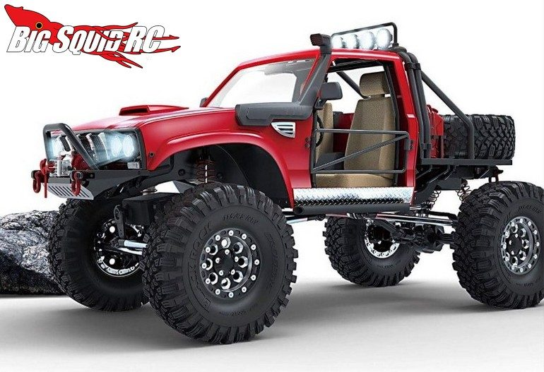 Cross RC SG4 Scale Crawler