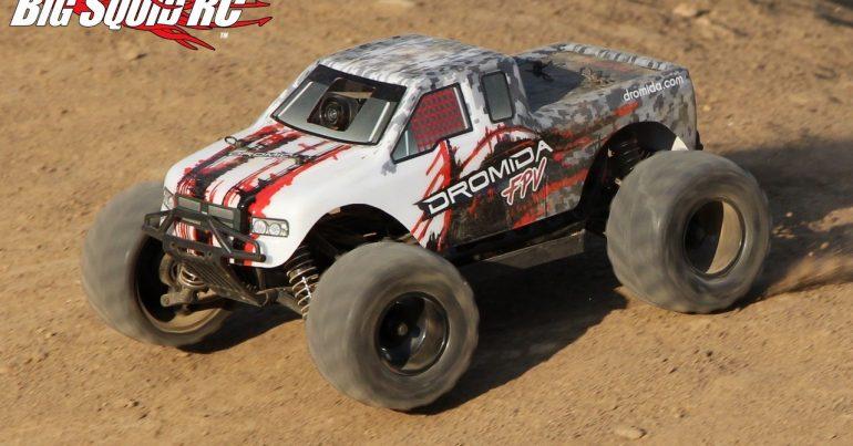Dromida FPV Monster Truck Review