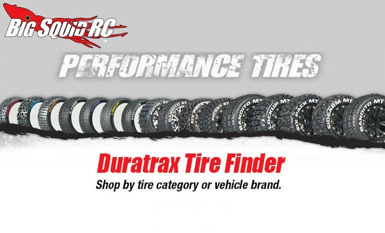 Duratrax Tire Finder Guide