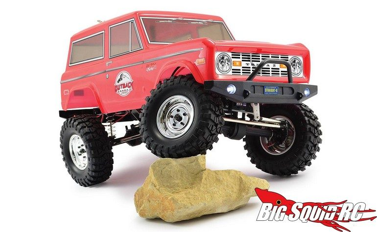 FTX Outback 2 Crawler