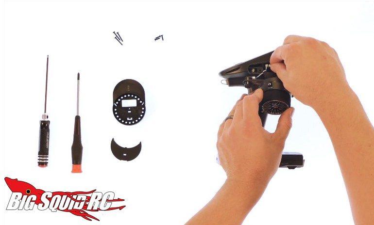 Futaba 7PX Tutorial Video