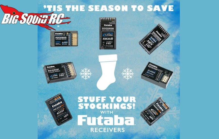 Futaba Receiver Special Offer