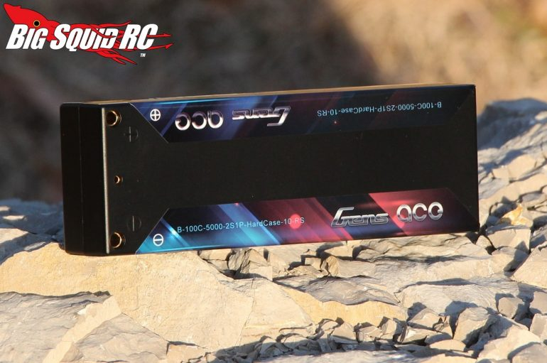 Gens Ace 2S 5000 LiPo Battery Review