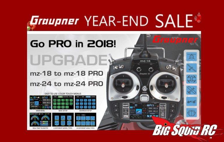 Graupner PRO Firmware Upgrade