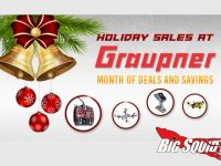 Graupner Holiday Sale