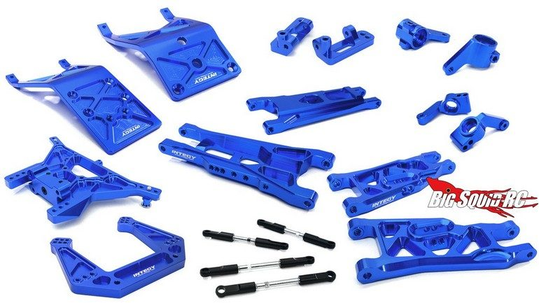 Integy Aluminum Suspension Kit Traxxas Bigfoot