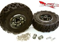Integy High Mass Crawler Wheels Tires