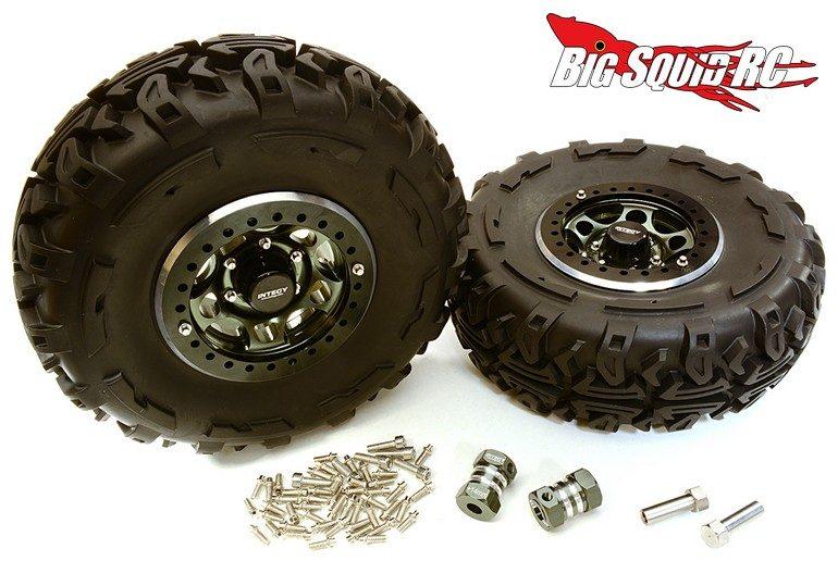 Integy High Mass Crawler Wheels Tires
