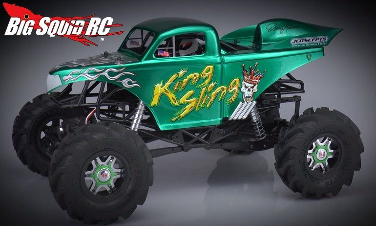 JConcepts Ultimate Mega Truck