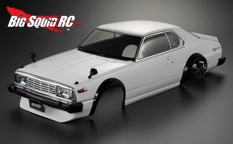 Killerbody Nissan Skyline 2000 Turbo GT-ES Body