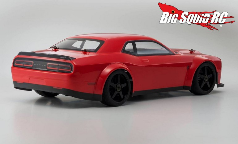 bestrc with Kyosho 2018 Dodge Challenger Srt Demon on Best Rc Boat Rough Water likewise Best Rc Cars Under 200 besides Best Rc Semi Trucks moreover Official New Traxxas E Revo 2 0 With Video in addition Xtreme Racing Losi Rock Rey Carbon Fiber Body Kit.