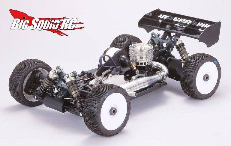 Mugen MBX8 Nitro Buggy
