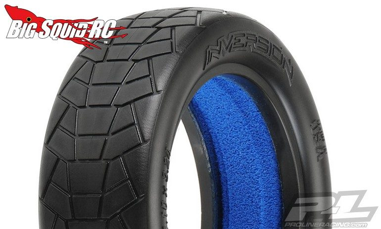 Inversion Front Tires