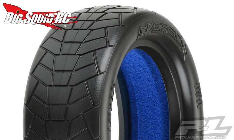 New Inversion 2 2 Front Buggy Tires From Pro Line 171 Big