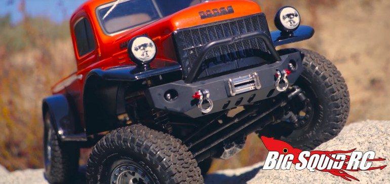Pro-Line Power Wagon Video
