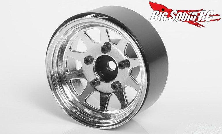 RC4WD OEM Stamped Steel 1.55 Beadlock Wheels