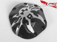 RC4WD Poison Spyder Bombshell Diff Cover for Cast K44 Axle