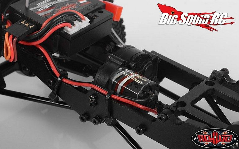 RC4WD R5 18th Mini Transmission V2
