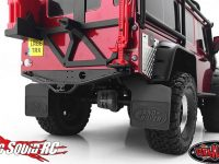 RC4WD Rear Mud Flaps Traxxas TRX-4