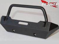 SSD Winch Bumper Traxxas TRX-4