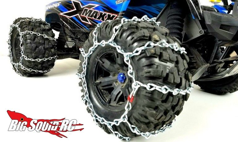 T-Bone Racing Traxxas X-Maxx Snow Chains