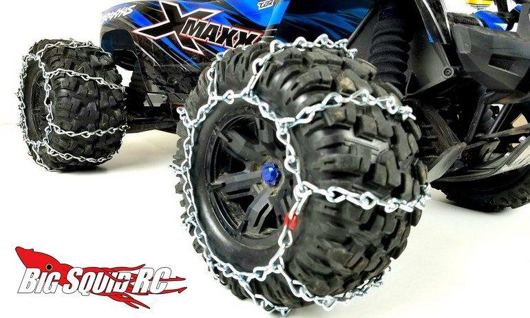 T-Bone Racing Traxxas X-Maxx Snow Chains