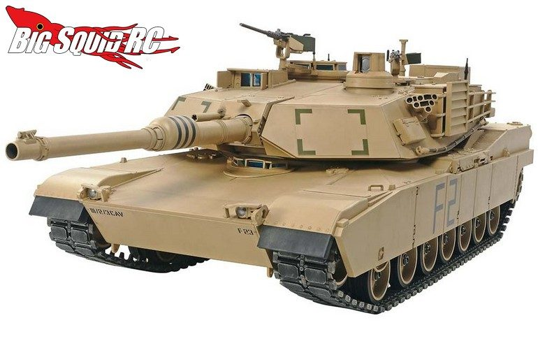 Tamiya US M1A2 Abrams Full Option Kit