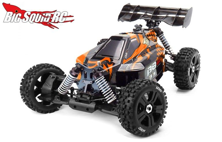 Team Magic Orange B8ER Buggy