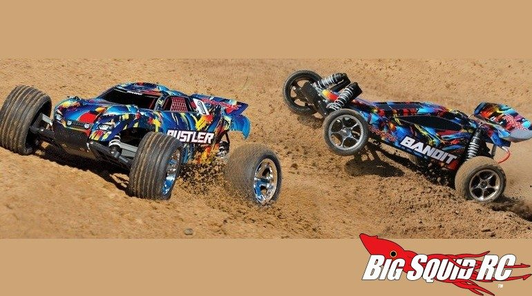 New Look Lower Price For The Traxxas Rustler Bandit