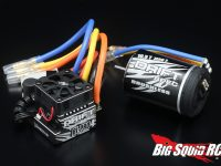 Yokomo Drift Spec BL-PRO4 ZERO 2 Brushless Motor Combo set