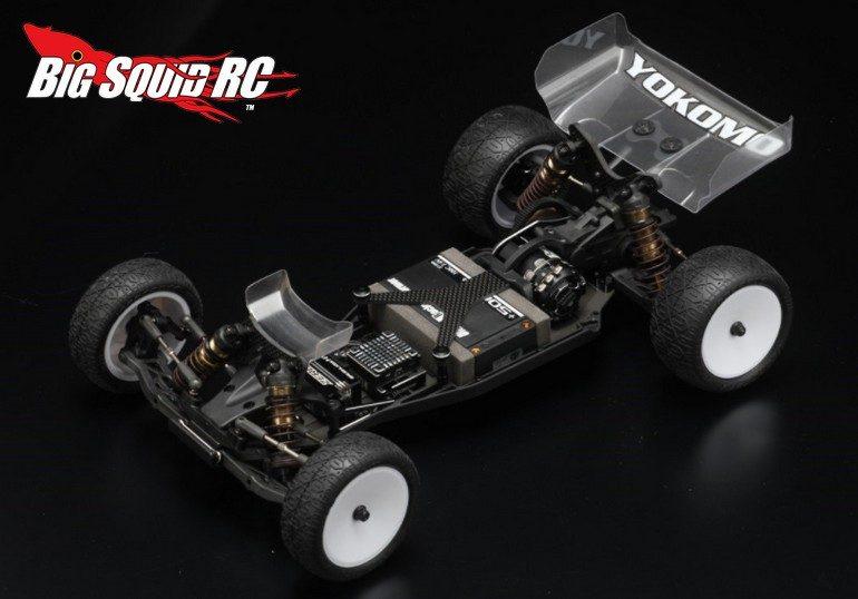 Yokomo YZ-2 DTM World Championship Edition Kit