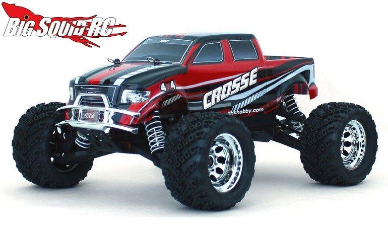 DHK Hobby Crosse Monster Truck HRP Distributing