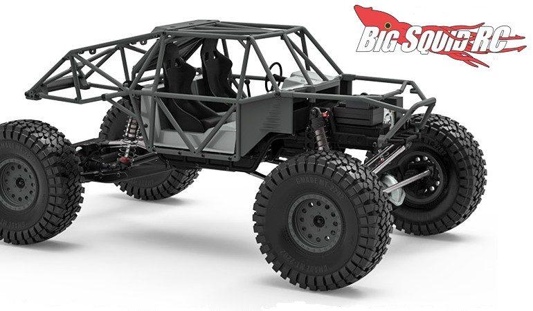 GMade GOM Rock Buggy Plus Kit