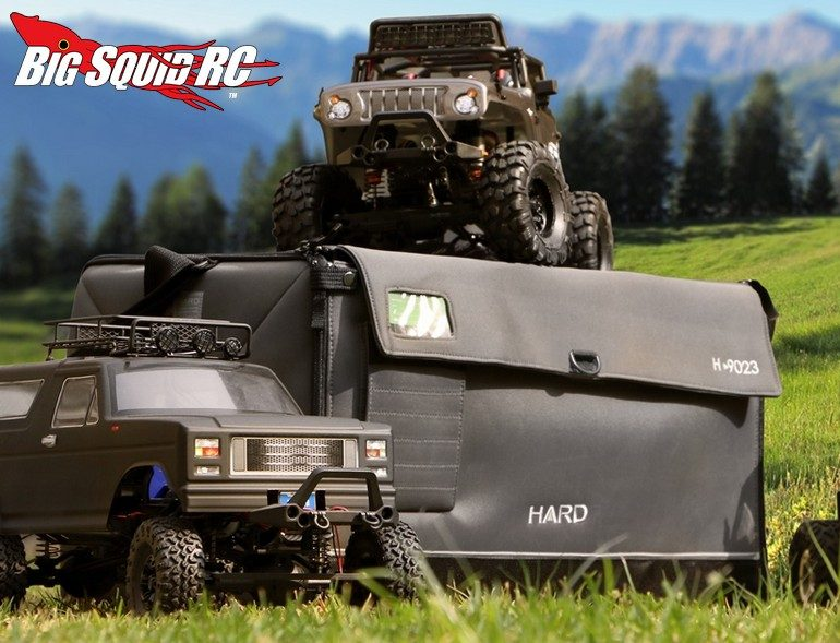 HARD Racing Hauler Bag 1/10 Crawler MT