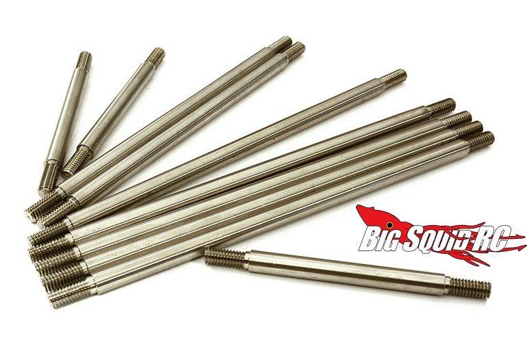 Integy Traxxas TRX-4 Titanium Link Set