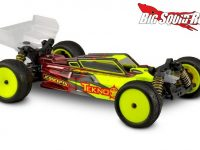JConcepts F2 Body Wings Tekno EB410