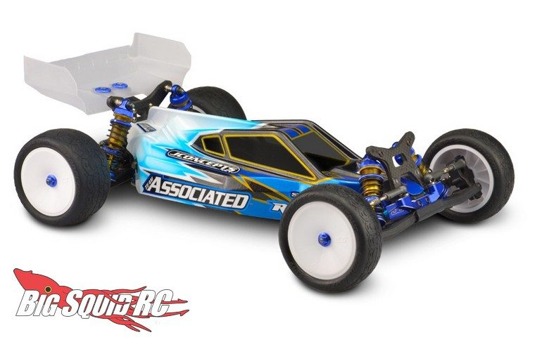 JConcepts P2 Body Associated B6