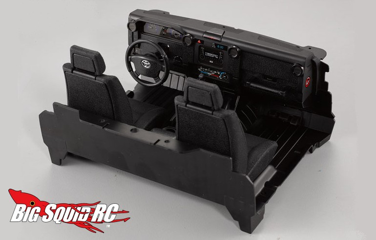 killerbody rc scale interior for the toyota land cruiser lc70 big squid rc rc car and truck. Black Bedroom Furniture Sets. Home Design Ideas