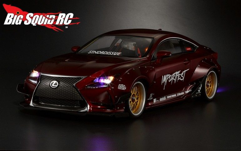 Killerbody Wide Body Full Kit Lexus RC F