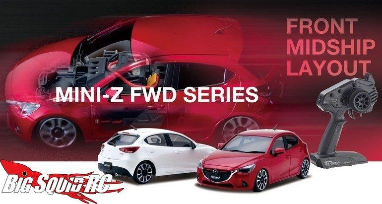 Kyosho Mini-Z FWD