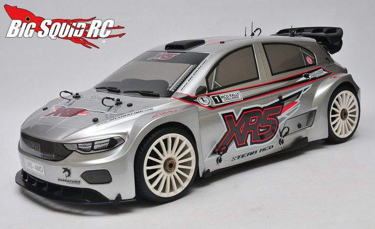 MCD Racing XR5 MAX Factory Team Kit